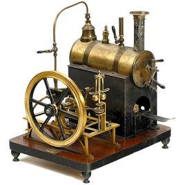 蒸汽机是谁发明的?