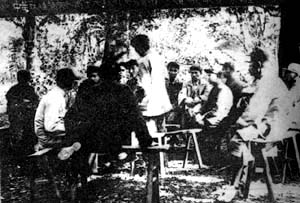 1931年11月7日 中华苏维埃第一次全国代表大会召开