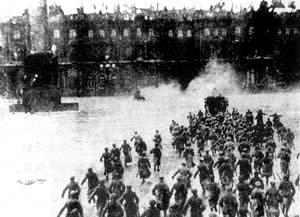 1917年11月7日 十月社会主义革命爆发