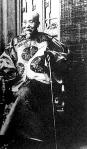 1901年11月7日 李鸿章病逝