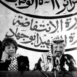 1988年11月15日 巴勒斯坦独立宣言发表