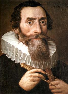 1630年11月15日 德国天文学家开普勒逝世